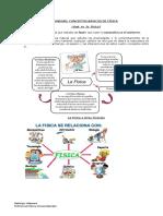 Guía N° 2-Conceptos Básicos de Física-1° Medio