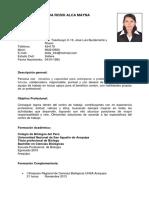 CV Alida Alca