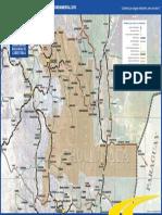 Mapa ABC Chuquisaca 2015