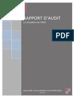 Rapport Audit Énergétique
