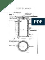 Modelo de Sumidero, Norma Sanitaria, Gaceta Oficial 4044