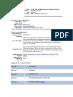 UT Dallas Syllabus for cs4347.501.10f taught by Murat Kantarcioglu (mxk055100)