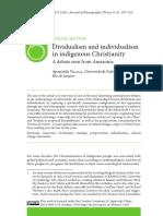 Dividualism and Individualism in Indigen