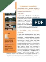 Desastres e Impacto Sobre Poblaciones Con VIH