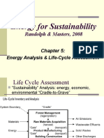 Chapter 5 Powerpoint from Energy for Sustainability