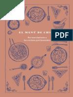 El Menu de Chile. Reconocimiento a Las Cocinas Patrimoniales Modificado