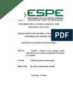 Estudio y diseño de una pequeña central hidroeléctrica.pdf