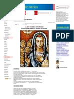 Infonet - Encontros - As Sete Orações Misteriosas
