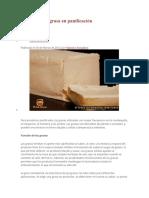 Función de La Grasa en Panificación Heladeria y Fritura