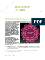 Writing a Dissertation in Translation Studies-p