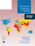 Economic Freedom of the World2014-Fraser Institute