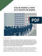 Politicas Activas de Empleo y Renta Basica Habla Un Tecnico de Empleo-2018!04!29