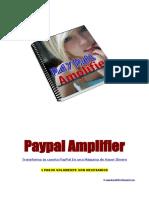 Paypal Amplifier  _El Metodo