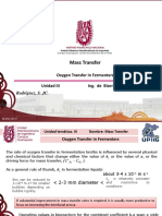 MassTransfer(Transferencia de Oxígeno en Fermentadores)