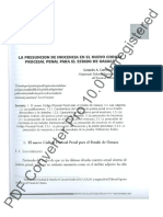 Revistadelajusticiapenal.pdf Presuncion de Inocencia Para La Tesis Capitulo 3