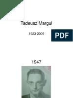 Tadeusz Margul &FT.ppt
