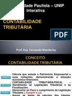 Apresentação Aula 09 - Revisão Final - Contabilidade Tributária