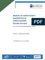 Manual de Diagnostico MSPISA 2018