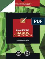 Analise de Dados Qualitativos