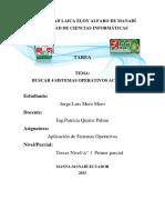 1 Tarea de Aplicación de Sistemas Operativos