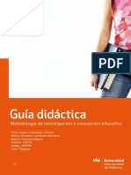 12GEPR. Metodologi a de Investigacio n e Innovacio n Educativa