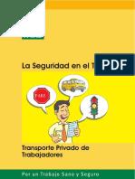 Transporte Privado de Trabajadores