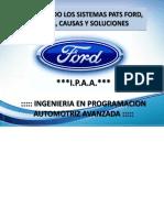 Manual de Sistema Pats - Ford