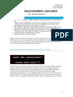 11. Posición Inicial de Tratamiento II - Casos Clínicos