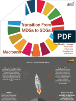 Group6_MDGs to SDGs