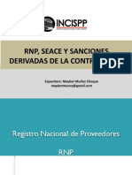Ppt Rnp Seace Cubso Proced Sancionador Incispp Junio 2017 Pptx