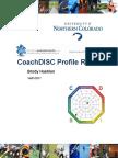 disc profile report
