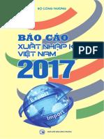 Bao Cao Xuat Nhap Khau Viet Nam 2017