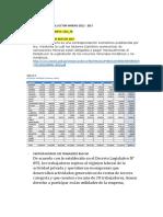 Impuestos Aplicables Al Sector Minero 2012