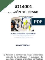 8 Gestion Del Riesgo Iso14001 Riesgos