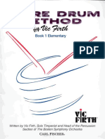 Vic Firth - Snare Drum Method - Book 1 - Elementary.pdf