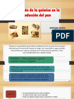 Química Del Pan