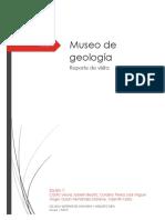 Museo de Geologia