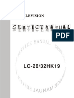 LC-26HK19 LC-32HK19