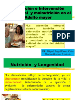 7. Valoracion y Nutricion Geriatrica