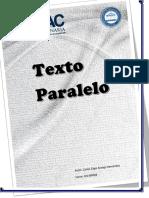 Texto Paralelo Didáctica y Pedagogía