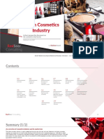 118 Cosmetics Industry Report Final July2017
