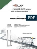 MONOGRAFIA - CONECTORERS LOGICOS