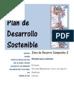Plan de Desarrollo Sostenible ZRC Montes de María 2