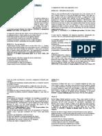 Lista de Exercícios ENEM - Pré-Socráticos