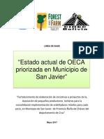 Línea de Base San Javier
