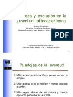 Juventud Presentacion Hopenhayn Leon Guanajuato