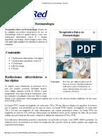 Terapéutica Física en Dermatología - EcuRed