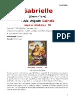 [GALLANT] - 3 - Gabrielle - Cherie Claire