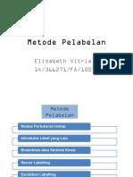7196_Metode Pelabelan