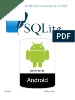 Tutorial de ANDROID Y SQLite Creacion de Un CRUD